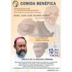 COMIDA BENÉFICA 2016